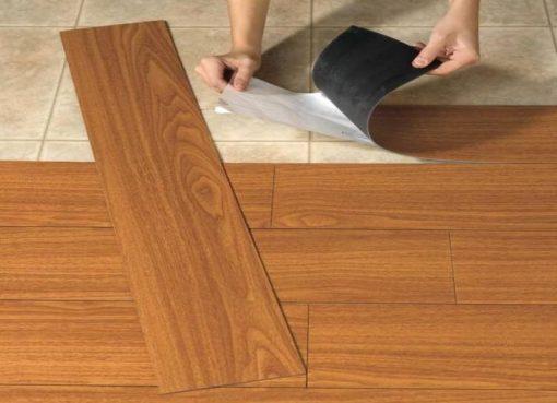 Avantages et inconvénients d'un plancher en vinyle