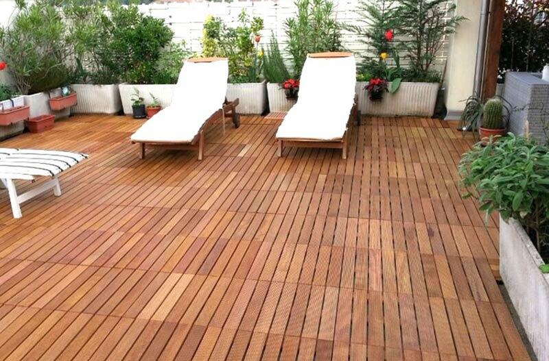 rev tement de plancher de terrasse que choisir. Black Bedroom Furniture Sets. Home Design Ideas