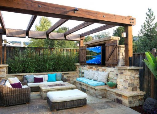 Aménagement de patio : 6 idées de déco tendance