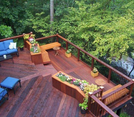 Terrasse en bois : quel type de bois est le plus durable